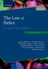 The Law of Delict in South Africa Cover Image