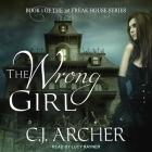 The Wrong Girl Lib/E Cover Image