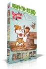 Hamster Holmes Box of Mysteries: Hamster Holmes, a Mystery Comes Knocking; Hamster Holmes, Combing for Clues; Hamster Holmes, On the Right Track; Hamster Holmes, A Bit Stumped; Hamster Holmes, Afraid of the Dark?; Hamster Holmes, A Big-Time Puzzle Cover Image