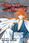 Rurouni Kenshin (3-in-1 Edition), Vol. 4: Includes vols. 10, 11 & 12 Cover Image