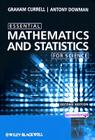 Essential Mathematics and Statistics for Science (Essential (John Wiley & Sons)) Cover Image