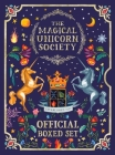 The Magical Unicorn Society Official Boxed Set: The Official Handbook and A Brief History of Unicorns Cover Image