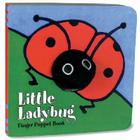 Little Ladybug: Finger Puppet Book: (Finger Puppet Book for Toddlers and Babies, Baby Books for First Year, Animal Finger Puppets) (Little Finger Puppet Board Books) Cover Image