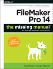 FileMaker Pro 14: The Missing Manual Cover Image