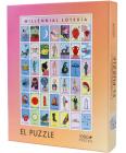 Millennial Lotería: El Puzzle Cover Image