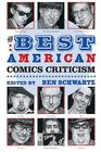 The Best American Comics Criticism Cover Image