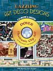 Dazzling Art Deco Designs [With CDROM] (Dover Electronic Clip Art) Cover Image