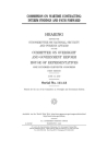 Commission on Wartime Contracting: interim findings and path forward: hearing before the Subcommittee on National Security and Foreign Affairs of the Cover Image