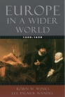 Europe in a Wider World, 1350-1650 Cover Image