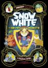 Snow White and the Seven Robots: A Graphic Novel (Far Out Fairy Tales) Cover Image
