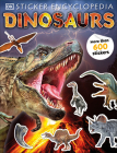 Sticker Encyclopedia Dinosaurs (Sticker Encyclopedias) Cover Image