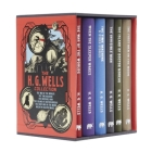 The H. G. Wells Collection: Deluxe 6-Volume Box Set Edition Cover Image
