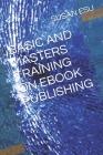 Basic and Masters Training on eBook Publishing Cover Image