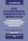 Leyes de Lo Contencioso Administrativo En Am'erica Latina: Con un estudio preliminar sobre la Justicia Administrativa en el derecho administrativo com Cover Image
