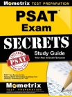 PSAT Exam Secrets Study Guide: PSAT Test Review for the National Merit Scholarship Qualifying Test (NMSQT) Preliminary SAT Test Cover Image