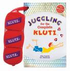 Juggling for the Complete Klutz [With Three Bean Juggling Bags] Cover Image