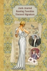Junk Journal Roaring Twenties Themed Signature: Full color 6 x 9 slim Paperback with ephemera to cut out and paste in - no sewing needed! Cover Image