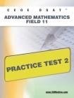 Ceoe Osat Advanced Mathematics Field 11 Practice Test 2 Cover Image