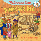 The Berenstain Bears' Dinosaur Dig Cover Image
