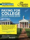 Paying for College Without Going Broke, 2015 Edition Cover Image