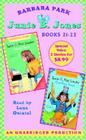 Junie B., First Grader: Cheater Pants; Junie B., First Grader: One Man Band: Junie B. Jones #21 and #22 Cover Image