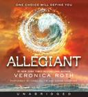 Allegiant CD (Divergent Series #3) Cover Image