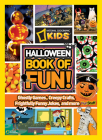 NG Kids Halloween Book of Fun Cover Image