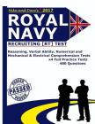Royal Navy Recruiting [Rt] Test: Reasoning, Verbal Ability, Numerical, Mechanical and Electrical Comprehension Tests Cover Image