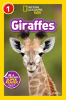 National Geographic Readers: Giraffes Cover Image