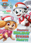 Pawsome Holiday Sticker Party! (PAW Patrol) Cover Image