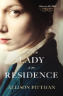 The Lady in Residence (Doors to the Past) Cover Image