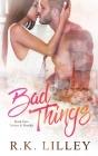 Bad Things (Tristan & Danika #1) Cover Image