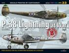 P-38 Lightning at War, Part 2 (Mini Topcolors #33) Cover Image