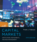 Capital Markets, Fifth Edition: Institutions, Instruments, and Risk Management Cover Image
