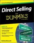 Direct Selling for Dummies Cover Image