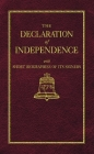 Declaration of Independence (Little Books of Wisdom) Cover Image