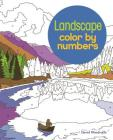 Landscape Color by Numbers Cover Image