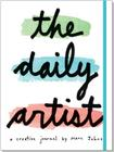 The Daily Artist: A Creative Journal by Marc Johns Cover Image