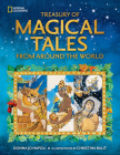 Treasury of Magical Tales From Around the World Cover Image
