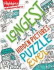Longest Hidden Pictures® Puzzle Ever (Highlights(TM) Longest Activity Books Ever) Cover Image