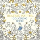 The Beatrix Potter Coloring Book (Peter Rabbit) Cover Image