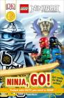DK Readers L2: LEGO® NINJAGO: Ninja, Go!: Get Ready for Ninja Action! (DK Readers Level 2) Cover Image