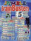 Jumble® BrainBusters 5: Dare to Jumble®! (Jumbles® #5) Cover Image