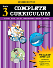 Complete Curriculum: Grade 3 (Flash Kids Harcourt Family Learning) Cover Image