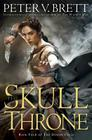 The Skull Throne: Book Four of the Demon Cycle Cover Image