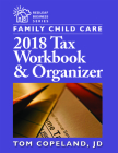 Family Child Care 2018 Tax Workbook and Organizer Cover Image
