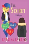 THE SECRET Trilogy: Books 1 - 3: (Diary Book for Girls Aged 9-12) Cover Image
