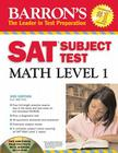 Barron's SAT Subject Test Math Level 1 with CD-ROM Cover Image