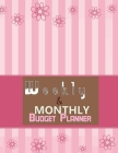 Budget Planner Weekly and Monthly Budget Planner for Bookkeeper Easy to use Budget Journal (Easy Money Management) Cover Image