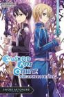 Sword Art Online 14 (light novel): Alicization Uniting Cover Image